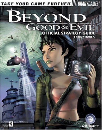 9780744002911: Beyond Good and Evil Official Strategy Guide (Bradygames Take Your Games Further)
