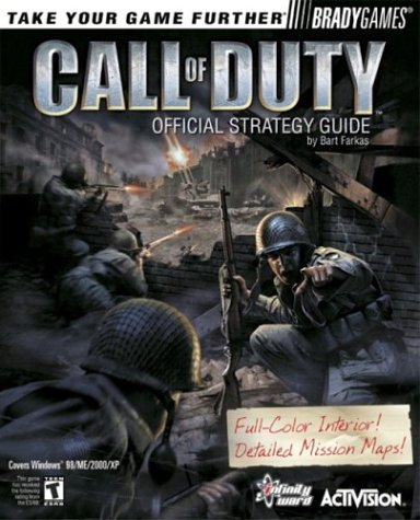 Call of Duty(TM) Official Strategy Guide (Bradygames Take Your Games Further): Farkas, Bart
