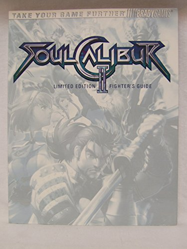 9780744003062: Soul Calibur II Official Fighter's Guide: Limited Edition