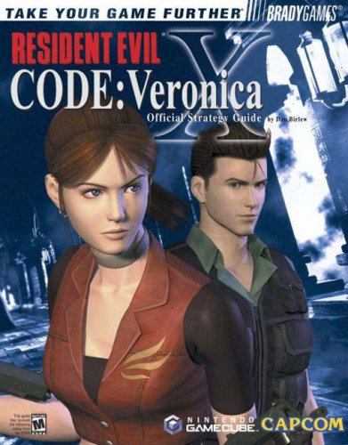 9780744003093: Resident Evil Code: Veronica X Official Strategy Guide