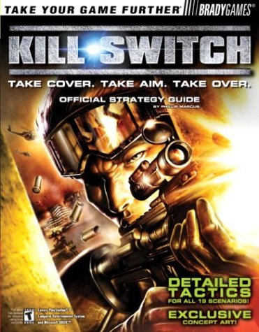 9780744003215: Kill Switch Official Strategy Guide
