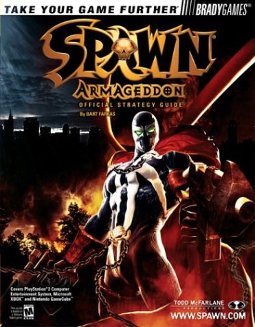 9780744003253: Spawn(R): Armageddon Official Strategy Guide (Official Strategy Guides (Bradygames))
