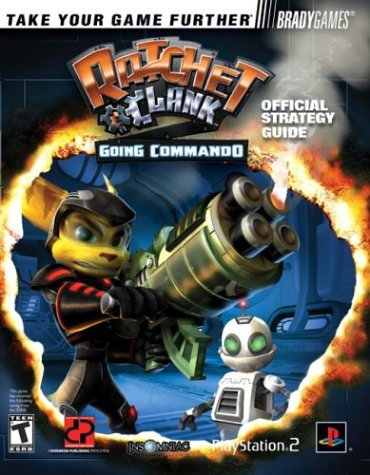 9780744003284: Ratchet & Clank(TM): Going Commando Official Strategy Guide