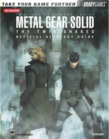 9780744003314: Metal Gear Solid¿: The Twin Snakes Official Strategy Guide (Bradygames Take Your Games Further)