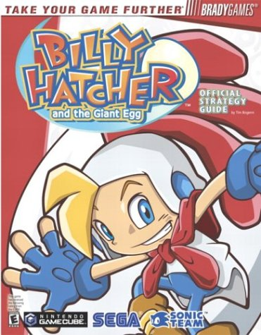9780744003338: Billy Hatcher and The Giant Egg(TM) Official Strategy Guide