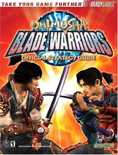 9780744003444: Onimusha(tm) Blade Warriors Official Strategy Guide