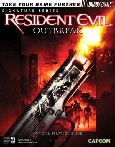9780744003451: Resident Evil Outbreak: Official Strategy Guide
