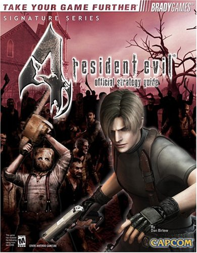 9780744003468: Resident Evil 4 Official Strategy Guide (Bradygames Signature Series)