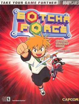 9780744003574: Gotcha Force (Offical Strategy Guide)