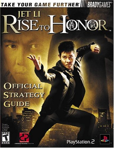 9780744003604: Rise to Honor(tm) Official Strategy Guide (Official Strategy Guides (Bradygames))