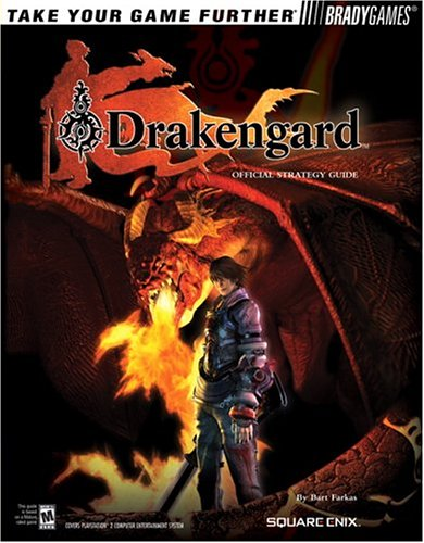 Drakengard Official Strategy Guide