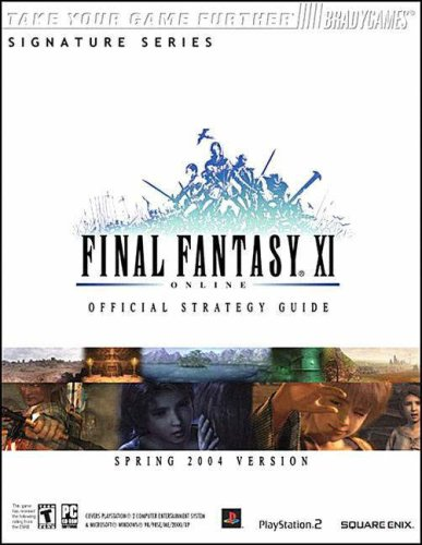 9780744003680: Final Fantasy xi: Official Strategy Guide for Ps2