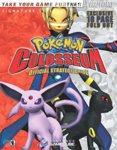 9780744003727: Pokemon¿ Colosseum Official Strategy Guide (Signature Series)