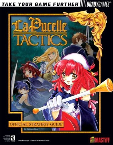 9780744003758: La Pucelle: Tactics Official Strategy Guide (Official Strategy Guides (Bradygames))