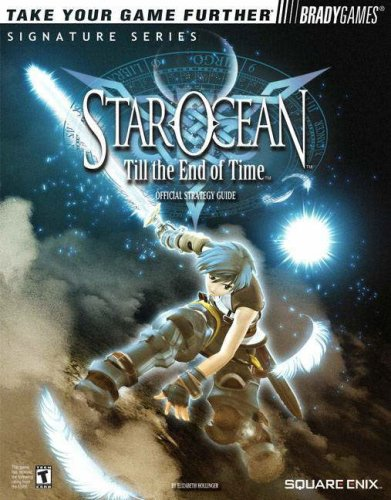 9780744003901: Star Ocean Till The End Of Time Official Strategy Guide