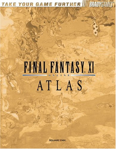 9780744004014: FINAL FANTASY (R) XI Atlas