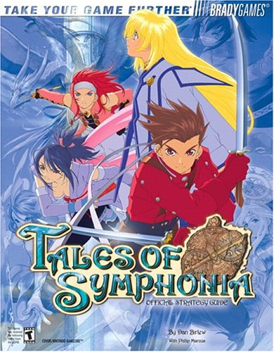 9780744004038: Tales Of Symphonia(TM) Official Strategy Guide