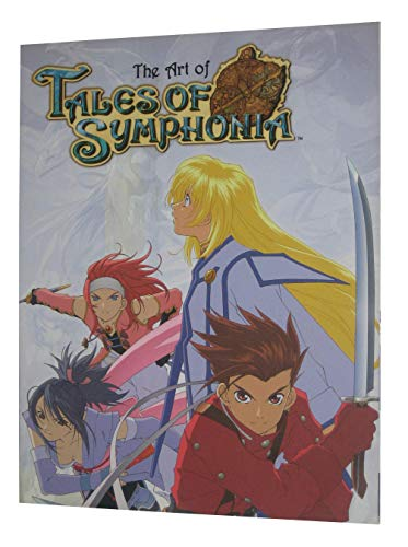 9780744004137: The Art of Tales of Symphonia