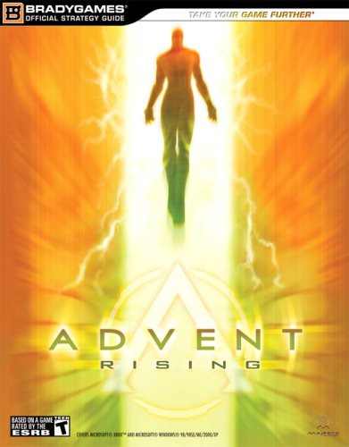 9780744004205: Advent Rising Official Strategy Guide (Official Strategy Guides (Bradygames))