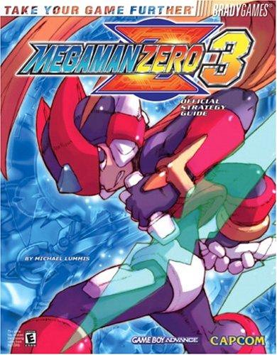9780744004229: Mega Man Zero 3 Official Strategy Guide