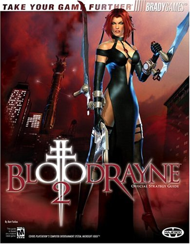 9780744004267: BloodRayne 2 Official Strategy Guide (Official Strategy Guides (Bradygames))