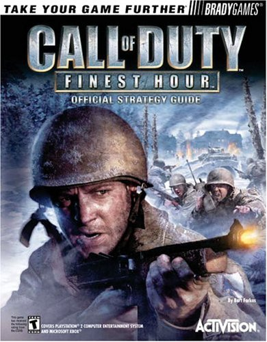 9780744004274: Call Of Duty: Finest Hour, Offical Strategy Guide