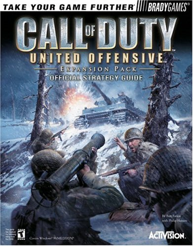 9780744004281: Call Of Duty United Offensive Official Strategy Guide