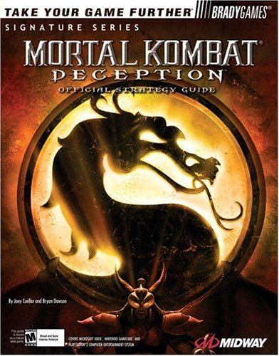 Mortal Kombat¿: Deception Official Strategy Guide (Signature Series)