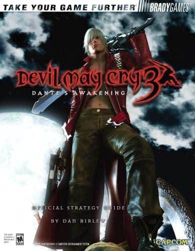 9780744004397: Devil May Cry? 3 Official Strategy Guide