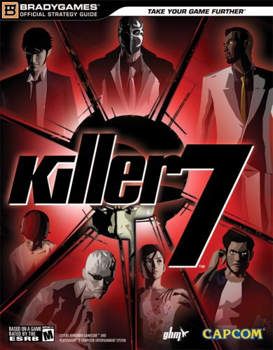 9780744004441: Killer 7(tm) Official Strategy Guide (Official Strategy Guides (Bradygames))