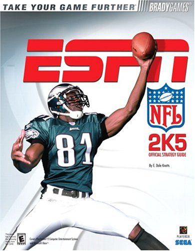 9780744004472: ESPN NFL 2K5 Official Strategy Guide (Bradygames Take Your Games Further)