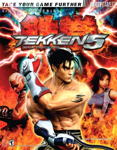 9780744004687: Tekken 5: Official Strategy Guide