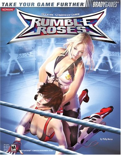 9780744004748: Rumble Roses(tm) Official Strategy Guide (Official Strategy Guides (Bradygames))