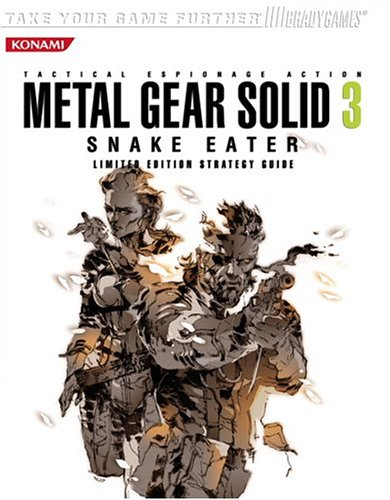 Metal Gear Solid 3 : Snake Eater Limited Edition Strategy Guide