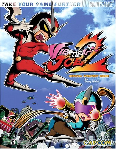 Viewtiful Joe 2 Official Strategy Guide (0744004896) by Doug Walsh