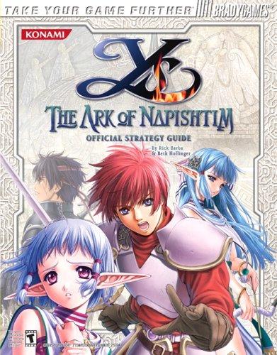 9780744005103: Ys: The Ark of Napishtim Official Strategy Guide (Official Strategy Guides)