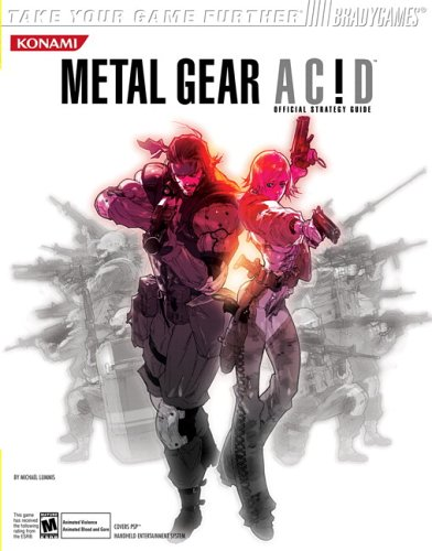 9780744005110: Metal Gear Acid(tm) Official Strategy Guide