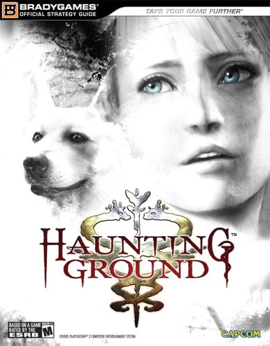 9780744005257: Haunting Ground Official Strategy Guide (Official Strategy Guides (Bradygames))
