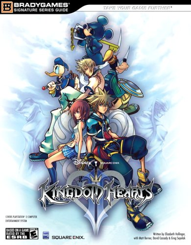 9780744005264: Kingdom Hearts II Official Strategy Guide (Bradygames Signature Series)