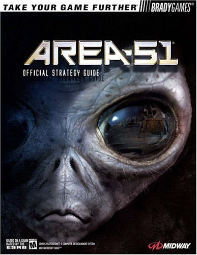 9780744005288: Area-51: Official Strategy Guide