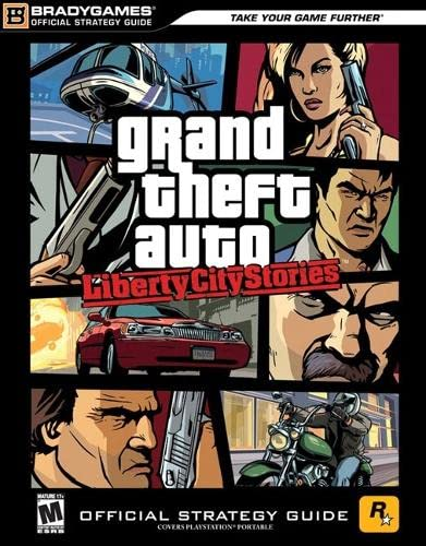 9780744005462: Grand Theft Auto Liberty City Stories - Official Strategy Guide for PlayStation Portable (Bradygames)