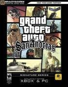 9780744005547: Grand Theft Auto San Andreas: Exclusively Covers XBOX & PC