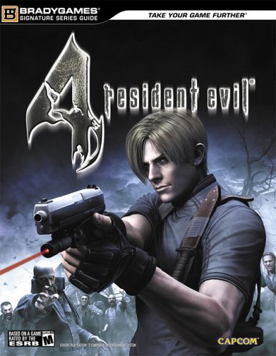 9780744005578: OSG Resident Evil 4 Ps2 (Official Strategy Guides (Bradygames))