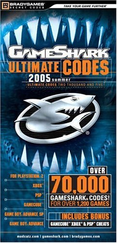 9780744005608: Gameshark Ultimate Codes 2005