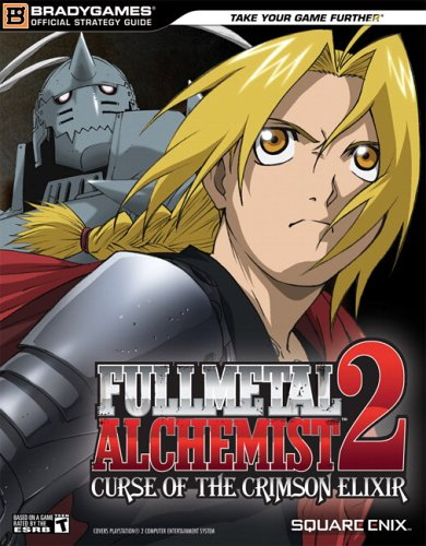 9780744005752: FULLMETAL ALCHEMIST(tm) 2: Curse of the Crimson Elixir Official Strategy (Official Strategy Guides (Bradygames))