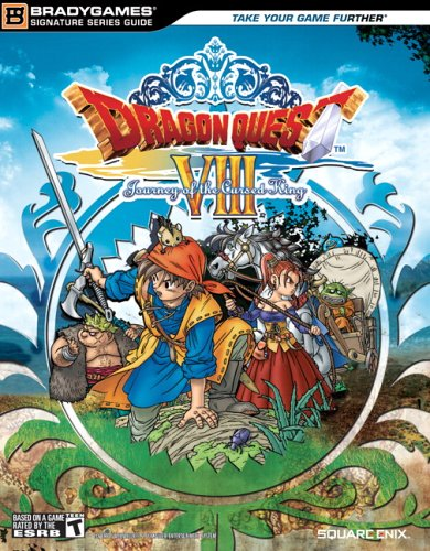 9780744005837: Dragon Quest VIII: Journey of the Cursed King Official Strategy Guide