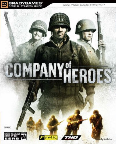 9780744005882: Company of Heroes (Official Strategy Guide)
