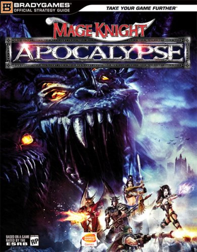 9780744005929: Mage Knight(tm): Apocalypse Official Strategy Guide (PC Game Books)