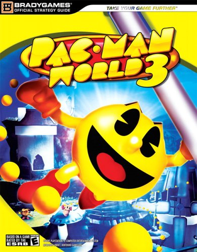 9780744005943: Pac-Man World(tm) 3 Official Strategy Guide (Official Strategy Guides (Bradygames))