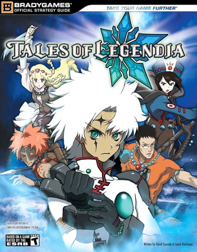 9780744006001: Tales of Legendia Official Strategy Guide (Official Strategy Guides (Bradygames))